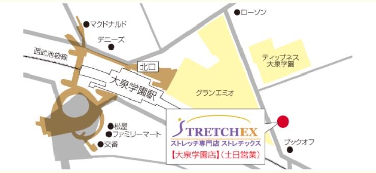 oizumi map