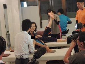 tv取材写真 インタビュー 140817