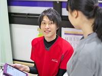 ストレッチ専門店ストレチックス滋賀草津店 カウンセリング